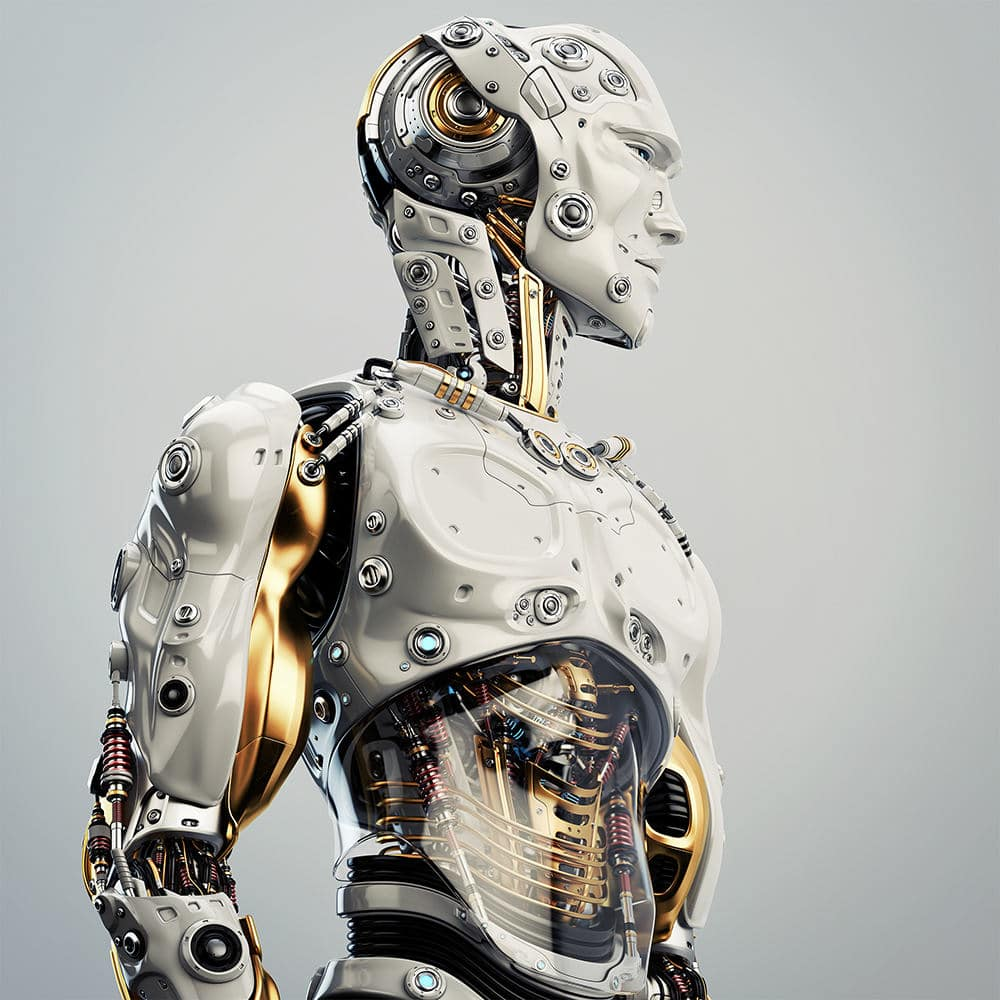 CGI Robot